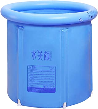 Amazon.com: Youdepot - Bañera de plástico inflable portátil ...