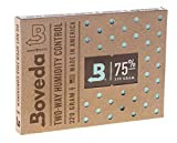 BOVEDA 75% RH (320 GRAM) 2-Way Humidity Control Pack...