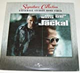 The Day of the Jackal (Laserdisc)