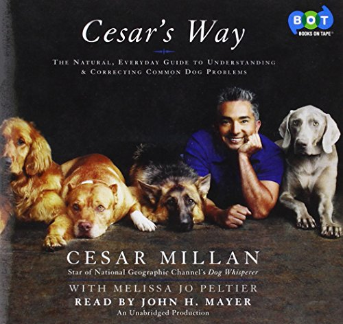 Cesar's Way (Lib)(CD) by Books on Tape