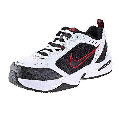 Nike Air Monarch IV (4E) US Mens 6.5 Wide (White/Black/Va...
