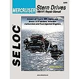 Mercruiser Engine & Stern Drive Repair Manual, VOL I, 1964-1991