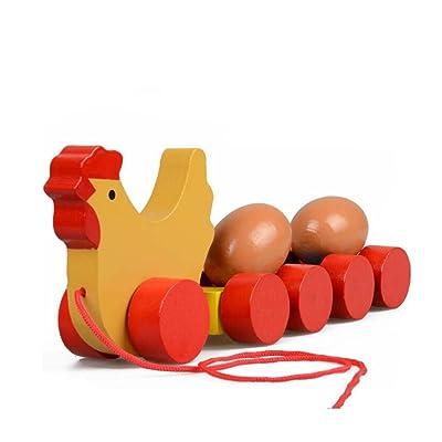 NOQ Chick Trailer/Multifunctional Toddler Toys: Toys & Games