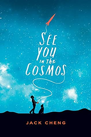 book cover of See You in the Cosmos, Carl Sagan
