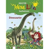 Dinosaurier. Hexe Lillis Sachwissen