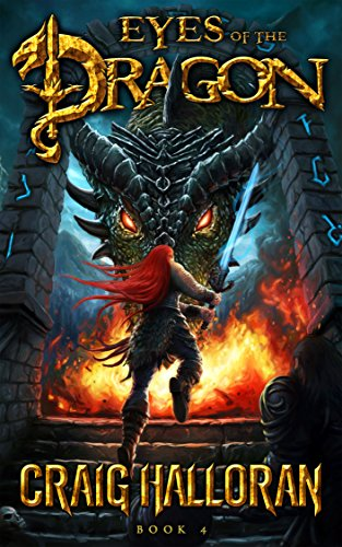 Eyes of the Dragon: Book 4 of 10 (The Chronicles of Dragon Series 2) (Tail of the ()