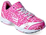 Spira Women's XLT Camo Lace Up Pink Sneakers 9 B Review
