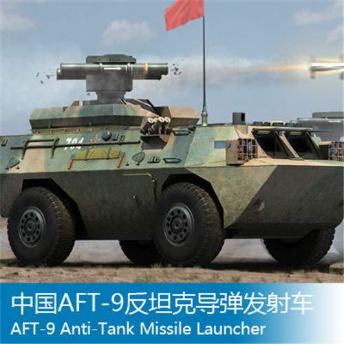 - China AFT-9 Anti-Tank Missile Launcher 1/35 Tank HobbyBoss Model kit 82488