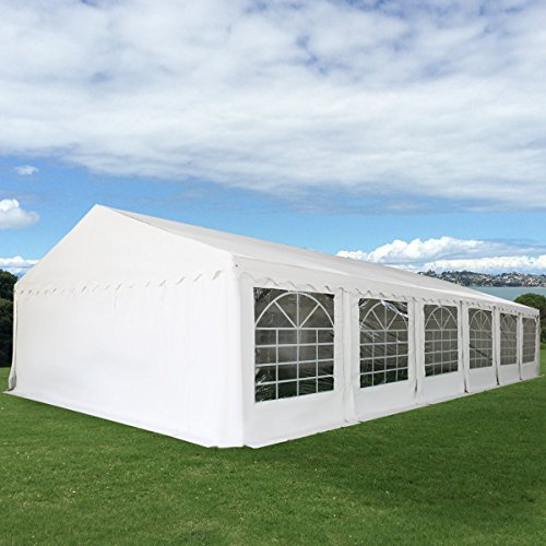 New MTN-G 20'X26' Wedding Tent Shelter Heavy Duty Outdoor Party Canopy Carport White by MTN Gearsmith
