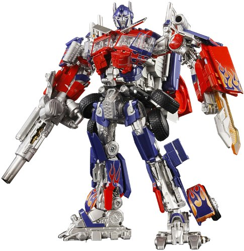 of the Fallen: Ra-24 Buster Optimus Prime Figure ()