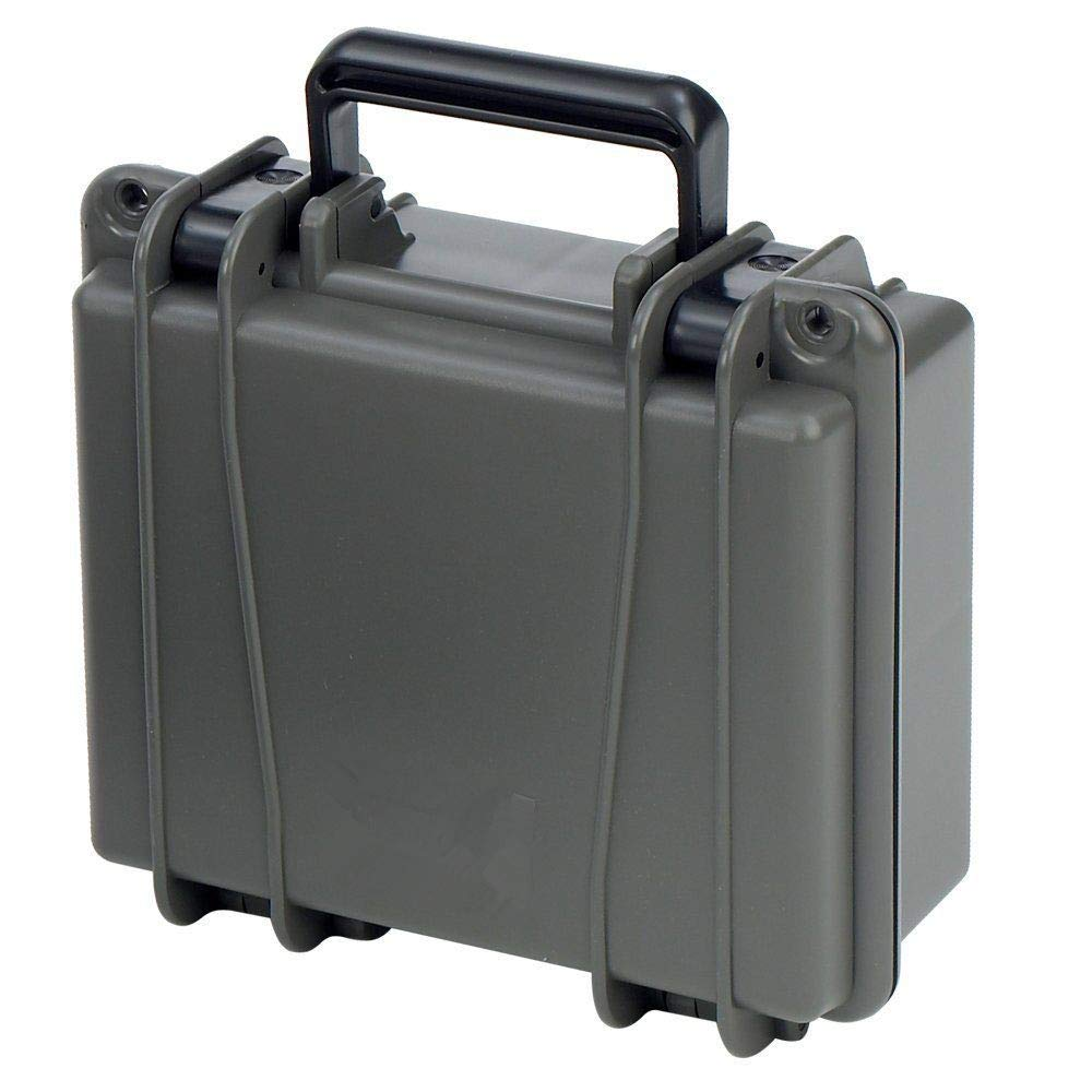 MRT SUPPLY Watertight Protective Equipment Case Without Foam, Gun Metal Ebook