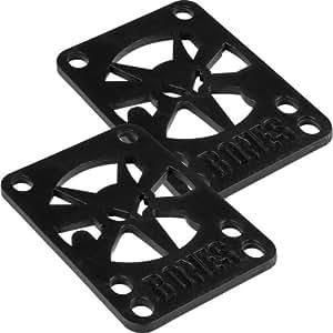BONES Wheels Skateboard Riser Pad , 2-Pack