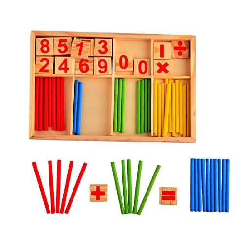 Counting YIFAN Sticks Preschool Educational product image