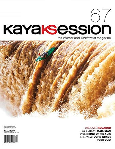 Magazine Kayak (Kayak Session Magazine)