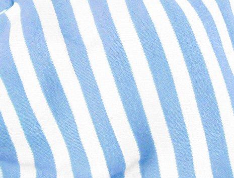 Woolino Toddler Sleeping Bag, 4 Season Merino Wool Baby Sleep Bag or Sack, 2-4 Years, Blue Bell