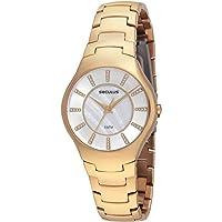 Relógio Seculus Feminino Ref: 23362lpsnds1 Social Dourado