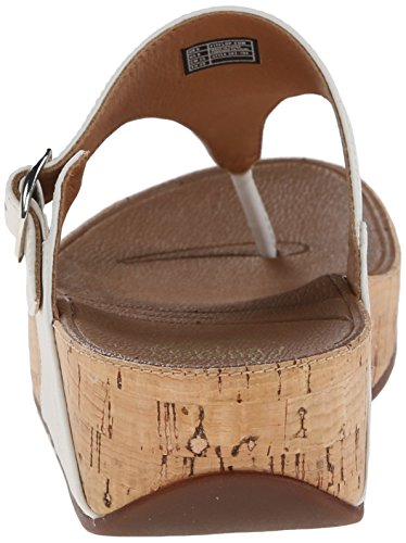 FitFlop Skinny Tm Leather - - Mujer Blanco