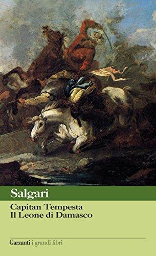 Capitan Tempesta di Emilio Salgari (Italian Edition)