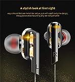 Pstars QKZ AK4 Dual Drivers Earphone in-Ear