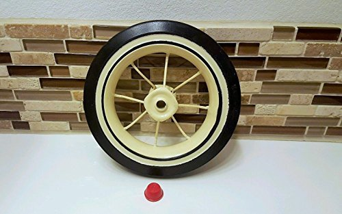 Radio Flyer Trike Replacement Rear Wheel Kit Tricycle Model 33 34 Tire