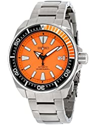 Seiko Prospex Automatic Stainless Steel Casual Watch, Color Silver-Toned (Model: SRPC07)