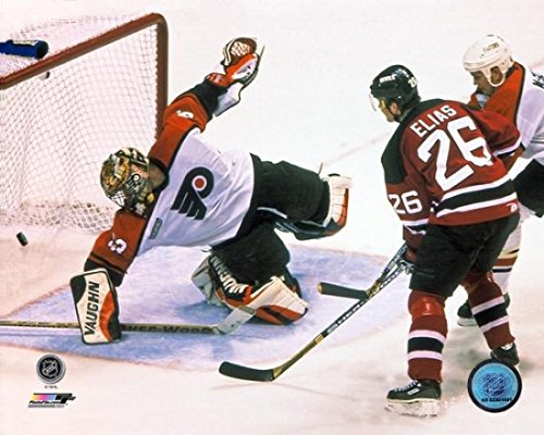 Patrick Elias Game Winning Goal Game 7 of the 2000 Eastern Conference Finals Photo
