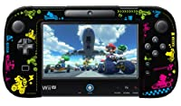 Silicon Cover Collection for Wii U GamePad Mario Kart 8 Type-B