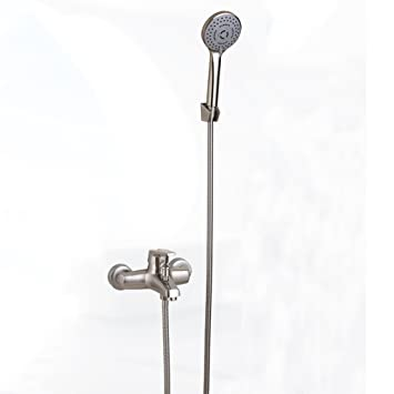 Dusche Set Kupfer Dusche Wasserhahn Profil Shift Duschkopf Smart