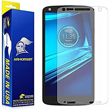 Mr Shield For Motorola Moto Droid Turbo 2 / Moto X Force Anti-Glare [Matte] Screen Protector [3-PACK] with Lifetime Replacement Warranty free shipping