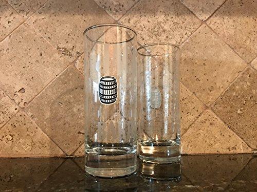 Jack Daniel's Barrel Highball Glasses (Set of - Jack Glasses Daniels