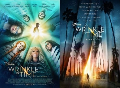 Image result for a wrinkle in time (2018)""