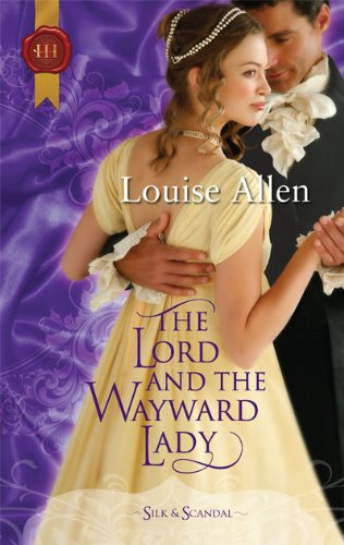book cover of The Lord and the Wayward Lady