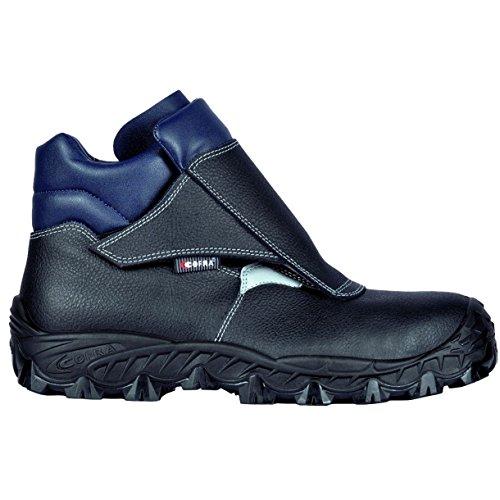 Cofra Fw240 ? 00.w37 Taglia 37 S3 Src New Vigo Safety Shoes - Nero
