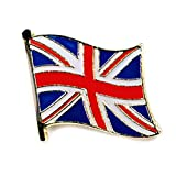 british military hat - Backwoods Barnaby Great Britain Flag Metal Collectible Olympic Backpack/Hat Pin (British pin, 0.75