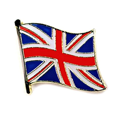 - Backwoods Barnaby Great Britain Flag Metal Collectible Olympic Backpack/Hat Pin (British pin, 0.75