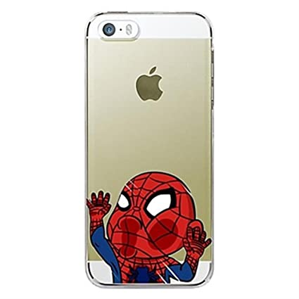 coque spider man iphone 5