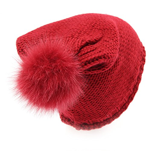 Cappello Woman Cuffia Donna Rosso 7233s Woolrich Hat x0OAYT