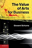 The Value of Arts for Business, Schiuma, Giovanni, 1107412463
