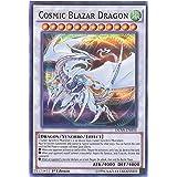 yu-gi-oh Cosmic Blazar Dragon - DUSA-EN034 - Ultra Rare - 1st Edition - Duelist Saga (1st Edition)