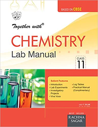 TOGETHER WITH CHEMISTRY - LAB MANUAL XI: 9788181372949