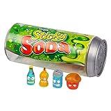 The Grossery Gang ID69002 Regular Pack Season #1 Sticky Soda Can