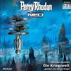Die Kriegswelt (Perry Rhodan NEO 71)