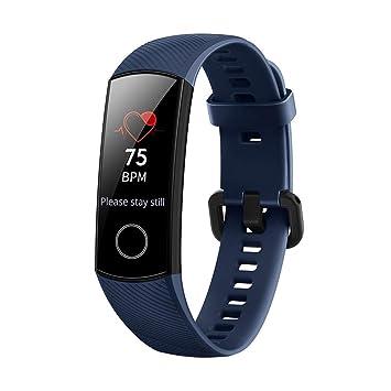 Huawei Honor Band 4,Hongtianyuan Fitness Tracker,Reloj con Monitor frecuencia Cardiaca IP67 a Prueba Agua Rastreador Actividad Rastreador Bluetooth Pulsera ...