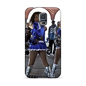 Galaxy Cover Case - Detroit Lions Cheerleaders Protective Case Compatibel With Galaxy S5