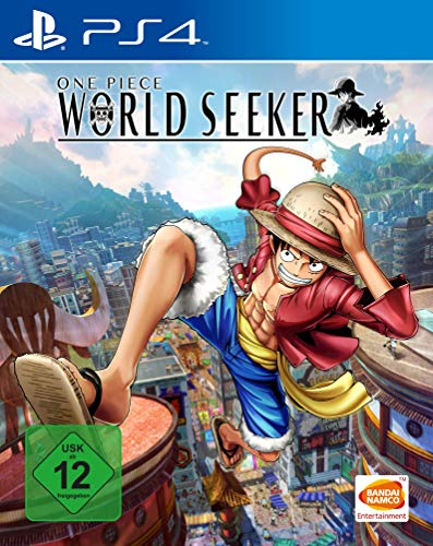 One Piece World Seeker Playstation 4 Amazonde Games