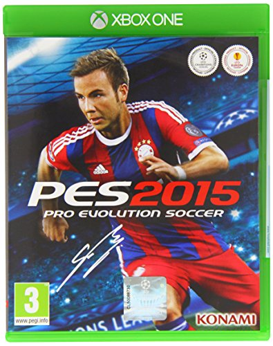 Pro Evolution Soccer 2015 (Xbox One) (UK IMPORT) (Xbox 360 Games Football 2015)