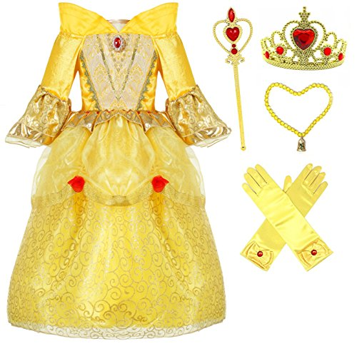 Romys Collection Princess Deluxe Costume