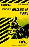 The Merchant of Venice (Cliffs Notes)
