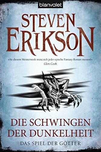 Das Spiel der Götter 17: Die Schwingen der Dunkelheit (German Edition)