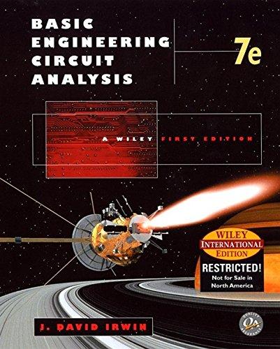Basic Engineering Circuit Analysis pdf epub